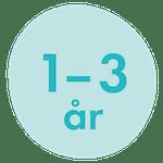 Normkreativa barnböcker 1-3 år! A 3-6 år
